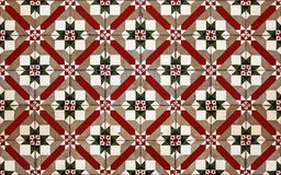 Mosaico do Fractal Imagem de Stock