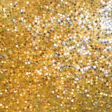Mosaico dourado. Fundo abstrato. EPS 8 Imagem de Stock Royalty Free