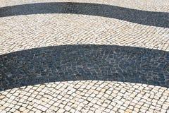 Mosaico en sendero Foto de archivo libre de regalías