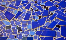 Mosaico hecho de piedras Foto de archivo libre de regalías