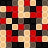 Mosaico inconsútil de la textura libre illustration