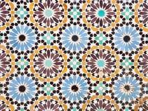 Mosaico islámico Imágenes de archivo libres de regalías