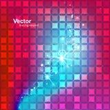 Mosaico ligero abstracto Fotografía de archivo libre de regalías