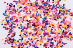Mosaico multicolore sparso Fotografia Stock Libera da Diritti