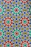 Mosaico oriental colorido imagen de archivo libre de regalías