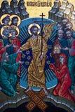 Mosaico ortodosso Immagine Stock Libera da Diritti