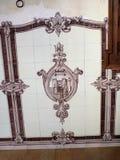Mosaico-Osuna-SEVILLA artistico immagine stock