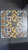Mosaico palestino Imagen de archivo libre de regalías