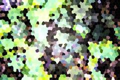 Mosaico per fondo Fotografie Stock Libere da Diritti