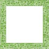 Mosaico per un blocco per grafici quadrato Fotografie Stock Libere da Diritti