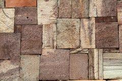 Mosaico pietroso Fotografie Stock Libere da Diritti