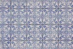 Mosaico portugués Foto de archivo