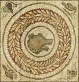 Mosaico romano fotografía de archivo libre de regalías