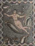 Mosaico romano Fotografia de Stock