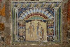 Mosaico romano antiguo Imagen de archivo