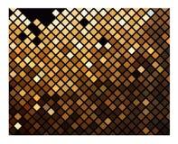 Mosaico scintillante Fotografia Stock Libera da Diritti