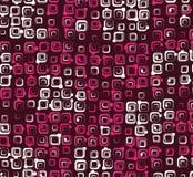 Mosaico senza giunte. Vettore. Immagine Stock