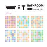 Mosaico tiles-02 Fotografía de archivo