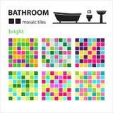Mosaico tiles-03 Foto de archivo