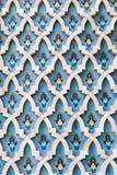 Mosaico tradizionale di Maroccan Immagini Stock Libere da Diritti
