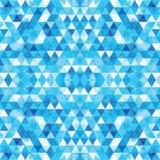 Mosaico triangolare BackgroundΠvariopinto illustrazione vettoriale