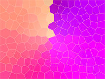 Mosaico variopinto Fotografie Stock Libere da Diritti