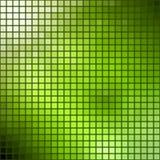 Mosaico verde. Fotos de Stock