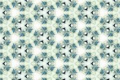 Mosaico verde claro Fotografía de archivo