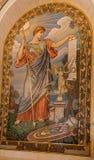 Mosaico Washington de la biblioteca del congreso Fotografía de archivo libre de regalías