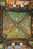 Mosaicos bizantinos imagem de stock