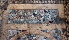 Mosaicos bizantinos Foto de archivo libre de regalías