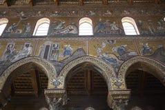 Mosaicos bizantinos del estilo imagen de archivo libre de regalías