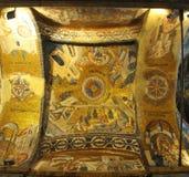 Mosaicos de oro: El Passover Imagenes de archivo
