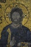 Mosaicos de Zoe de la emperatriz, Hagia Sophia, Estambul Foto de archivo libre de regalías