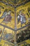 Mosaicos del techo de Florence Baptistery Fotos de archivo