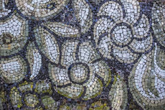 Mosaicos nas paredes interiores da basílica do ` s de St Peter fotos de stock royalty free