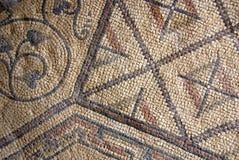 Mosaicos velhos imagem de stock