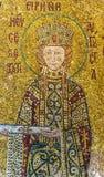 Hagia Sofia mosaic 06 royalty free stock image