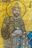 Hagia Sofia mosaic 10. The mosaics that adorn the hagia sofia mosque are indeed a work of art Stock Photography