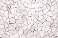 Mosaics Antonio Gaudi Royalty Free Stock Photos
