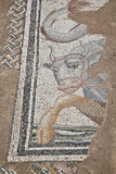 Mosaics at The Great Baths in Dion Stock Image