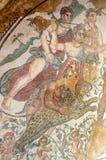 Mosaics in Villa Romana del Casale Royalty Free Stock Images