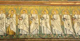 Mosaiics de patrimoine mondial Photo stock