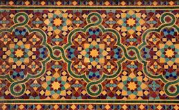mosaik Royaltyfria Bilder