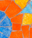 Mosaik Lizenzfreie Stockfotografie