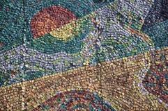 Mosaik. Lizenzfreies Stockbild