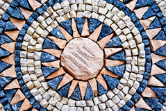 mosaik Royaltyfri Bild