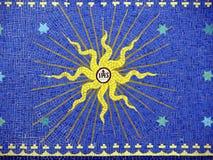 Mosaik Royaltyfria Foton