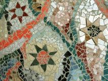 Mosaik stockfoto