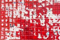 Mosaik-alte Beschaffenheit Lizenzfreie Stockfotos